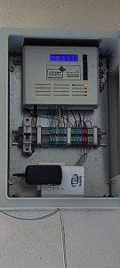نصب دستگاه آبیاری هوشمند